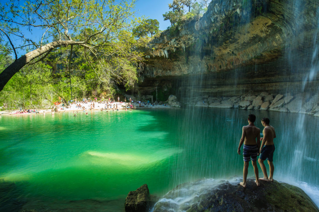 Top 5 Central Texas Swimming Holes To Beat The Heat This Summer Homes For Sale In Georgetown