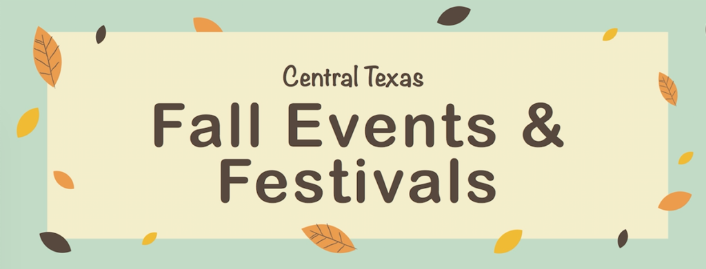 Central Texas Fall Events