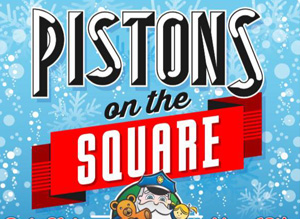 Georgetown Pistons on the Square